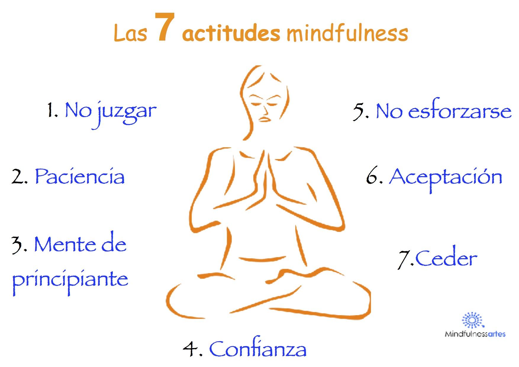7 actitudes